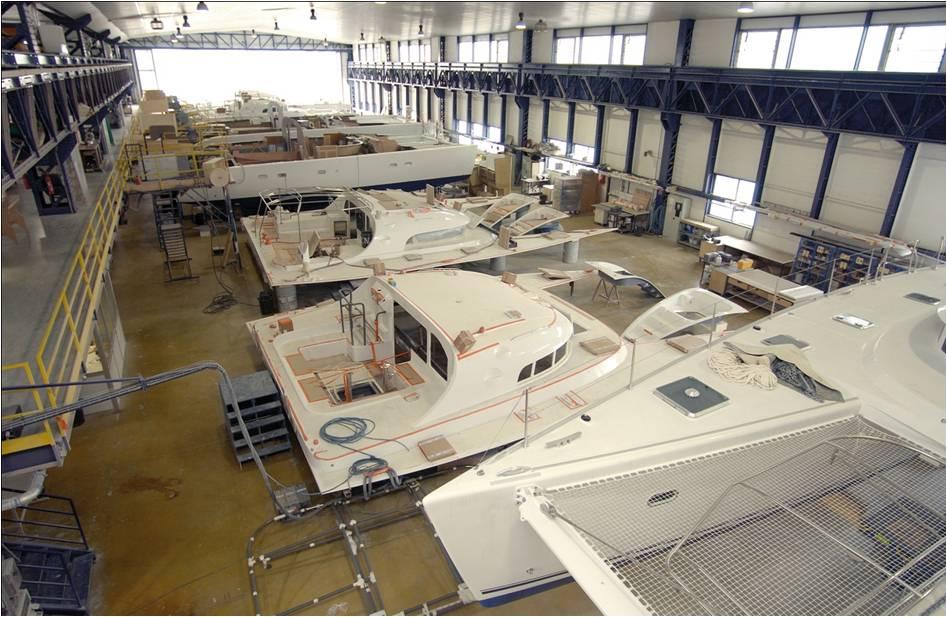 Barcos de charter incorporados en 2016